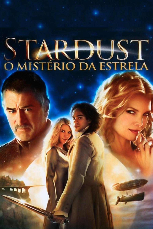 capa Stardust: O Mistério da Estrela