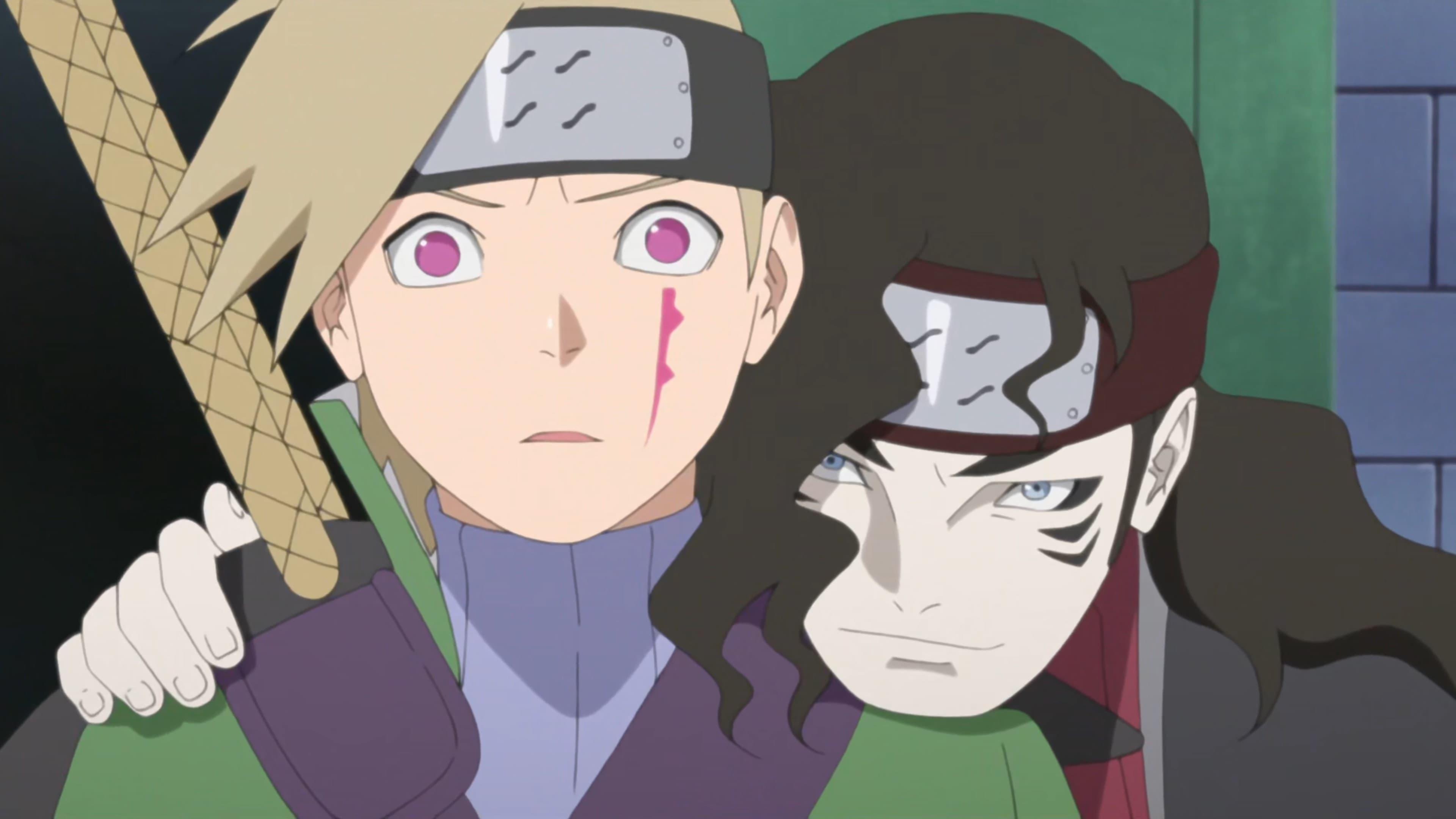 Boruto: Naruto Next Generations Season 1 :Episode 29  The New Seven Ninja Swordsmen!