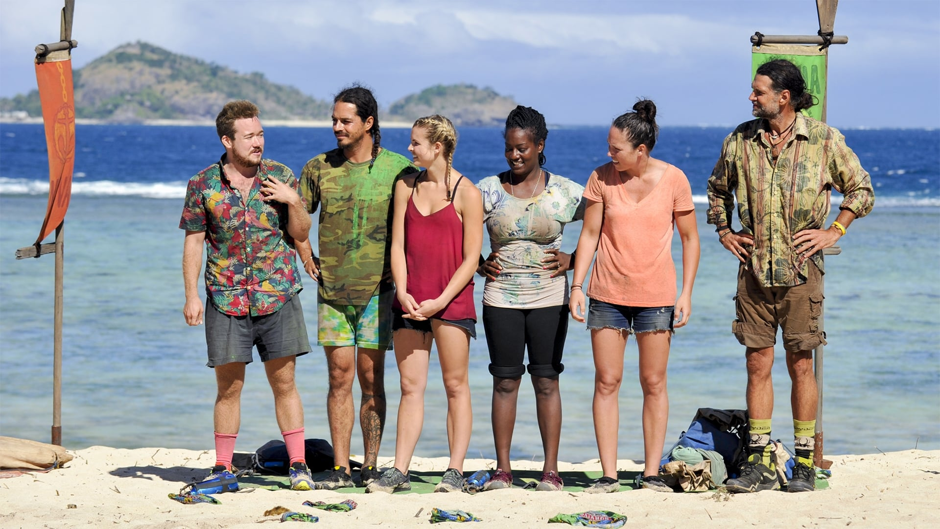 Survivor Season 34 :Episode 5  Vote Early, Vote Often