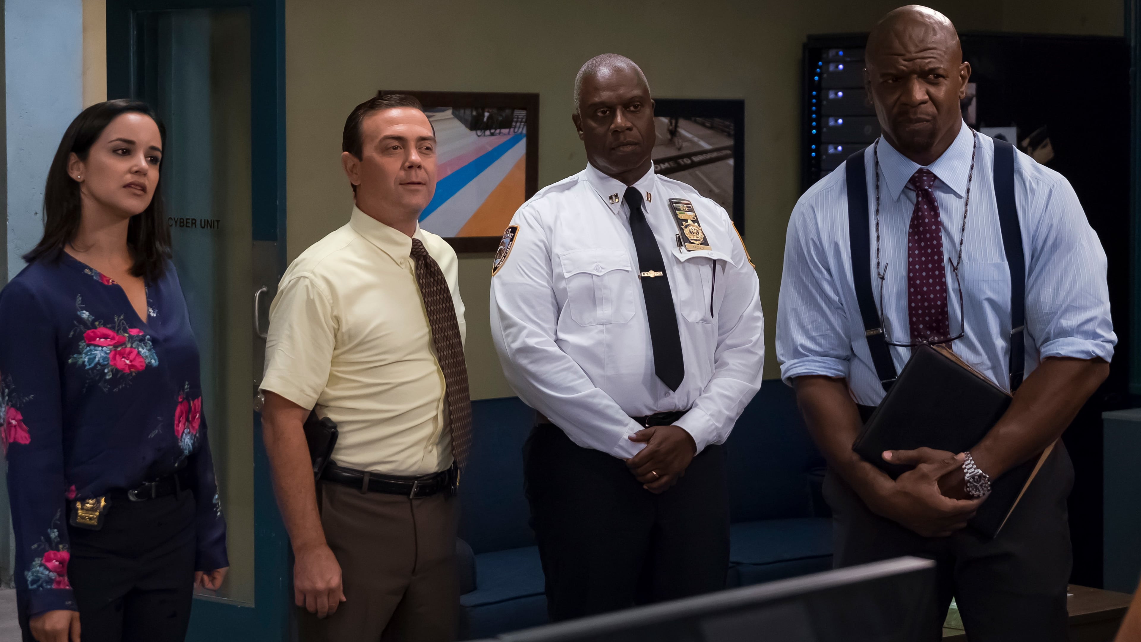 Brooklyn Nine-Nine Season 5 :Episode 10  Game Night