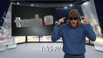 Tosh.0 Season 5 :Episode 7  The Illusion