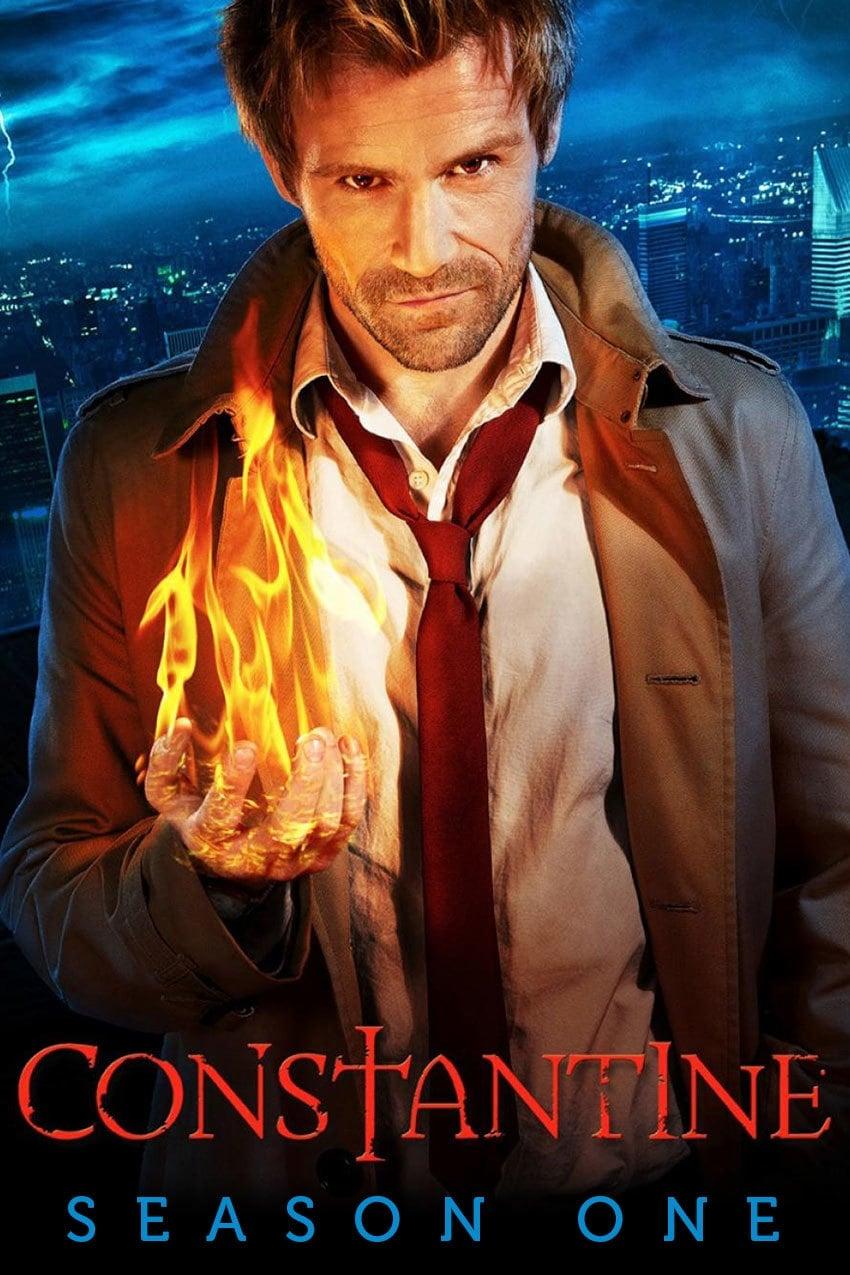 Constatine 1º temporada (2015) Blu-Ray 720p Download Torrent Legendado