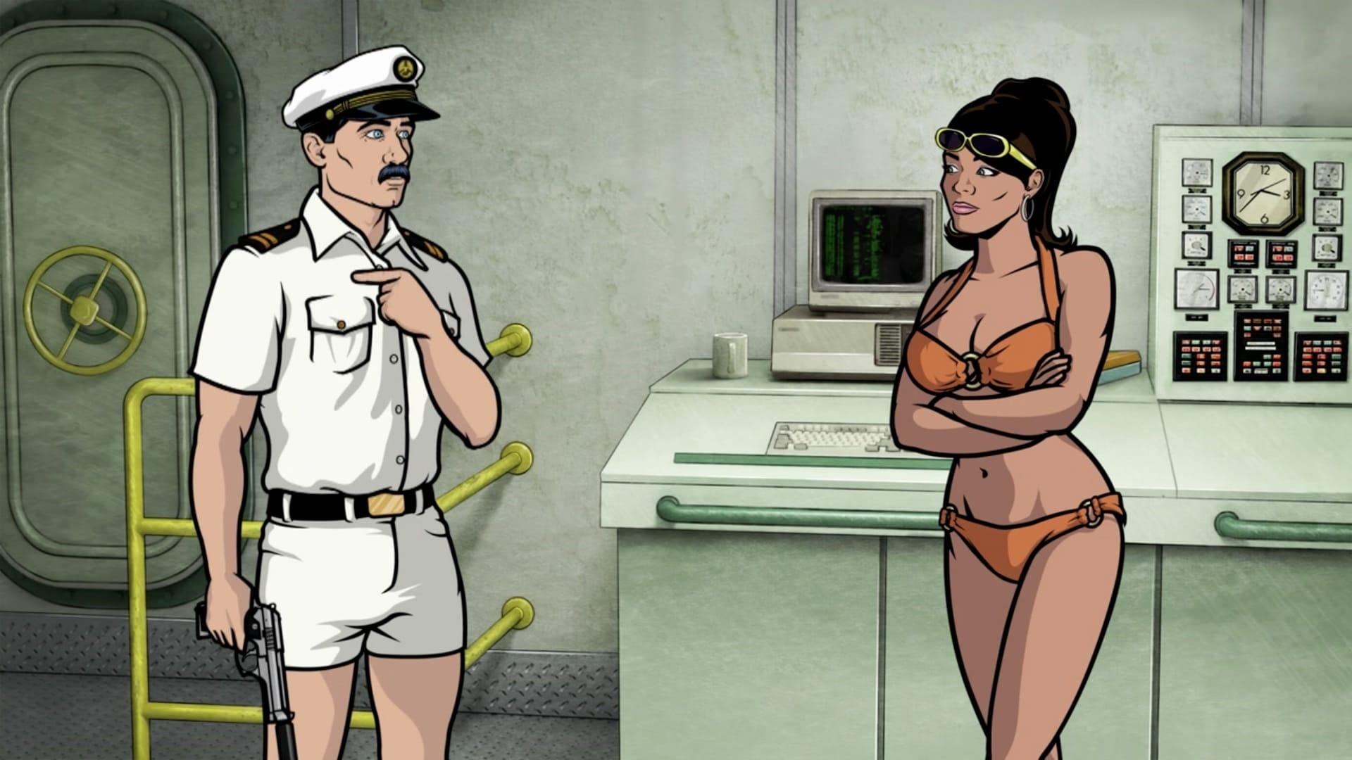 Archer Season 1 :Episode 6  Skorpio