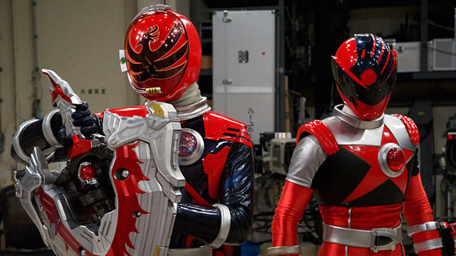Super Sentai Season 41 :Episode 23  Be My Shield!