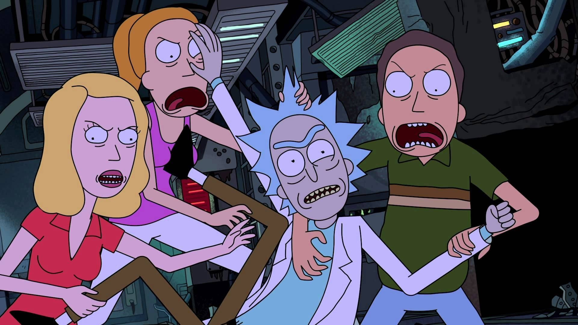 Rick And Morty Izle