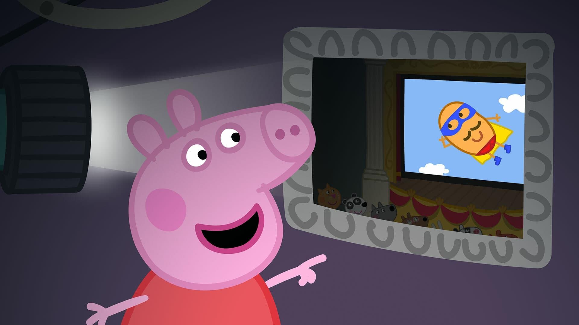 Peppa Pig Season 6 :Episode 23  Super Potato Movie