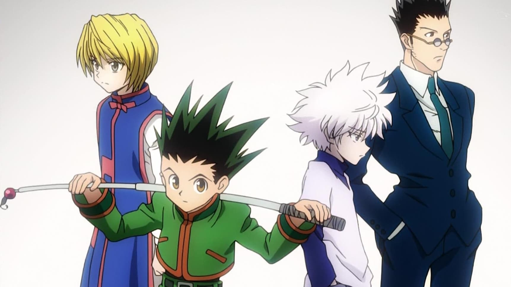 Hunter x Hunter - Season 2 (1970)