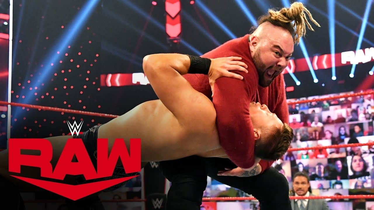 WWE Raw Season 28 :Episode 46  November 16, 2020