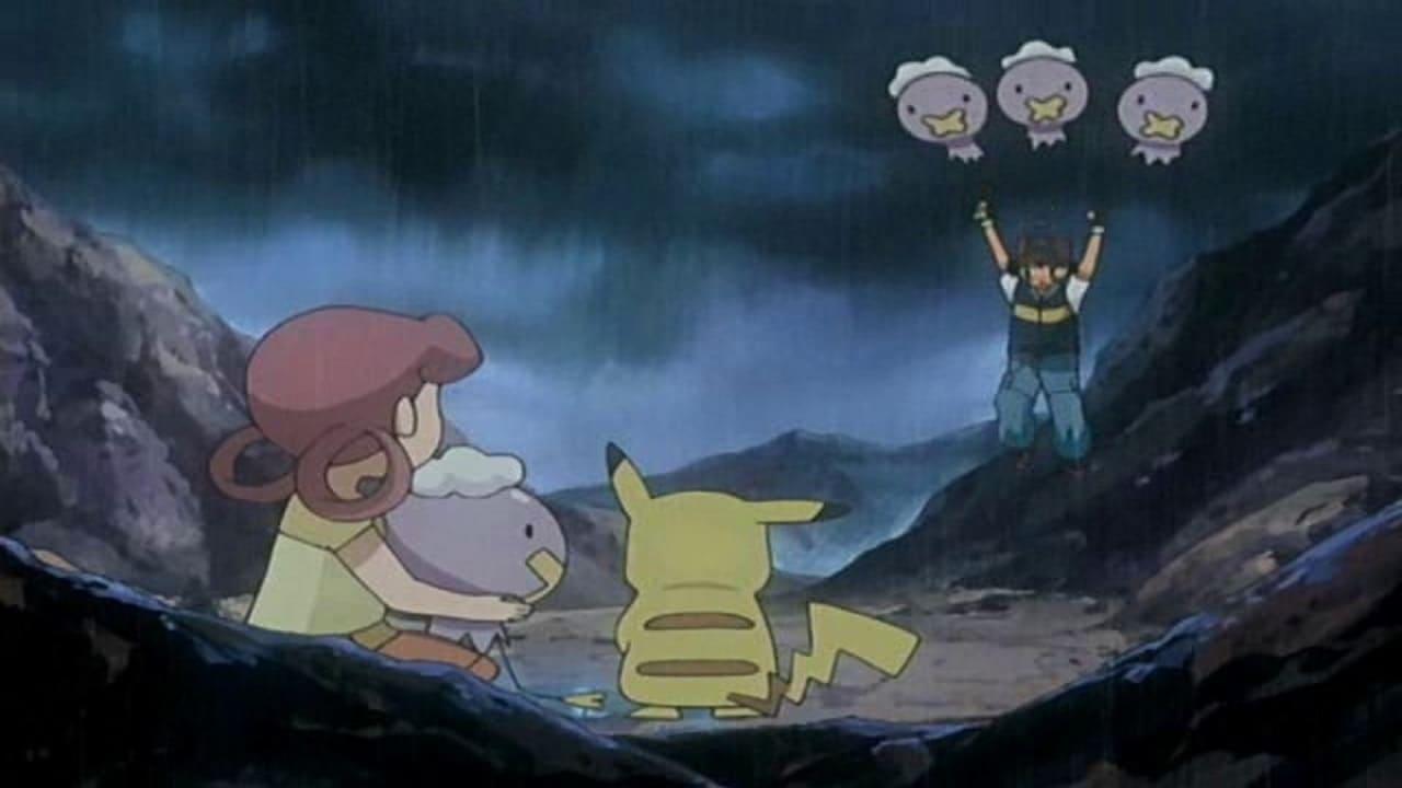 Pokémon Season 10 :Episode 28  Drifloon on the Wind!