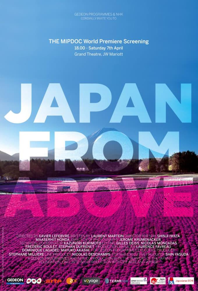 Le Japon vu du ciel TV Shows About Japan