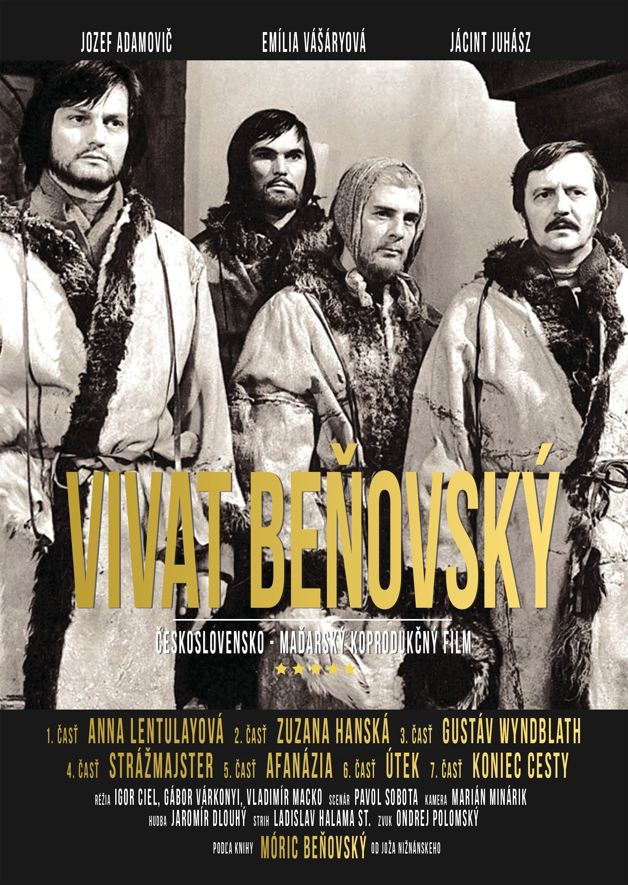 Vivat Beňovský! TV Shows About Adventurer