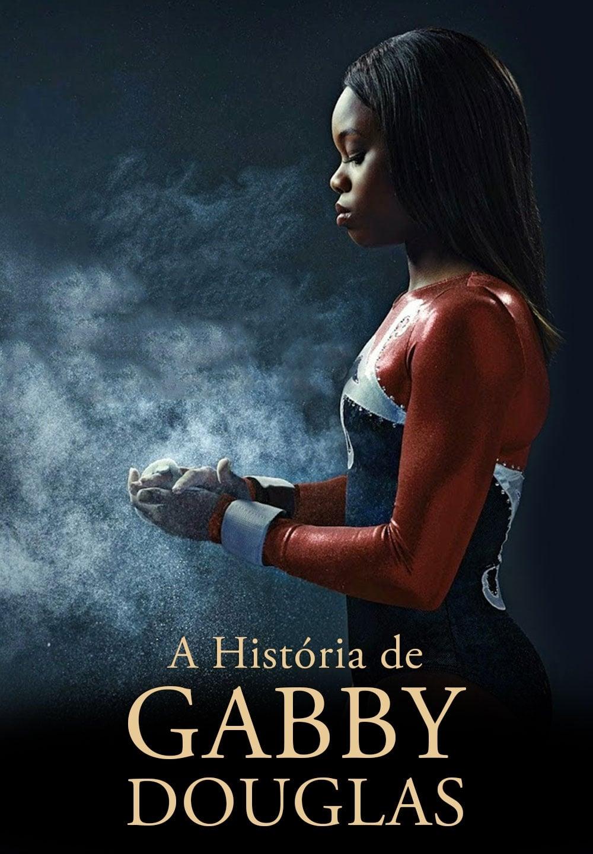 capa A História de Gabby Douglas