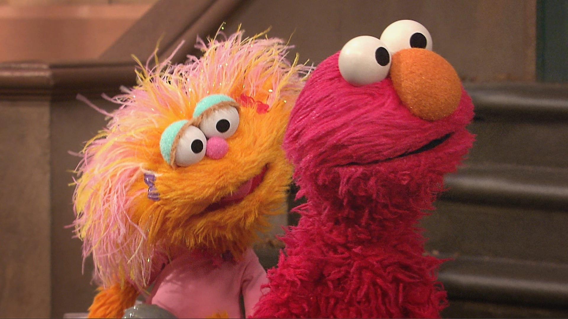 Sesame Street Season 46 :Episode 30  Afraid of the Bark