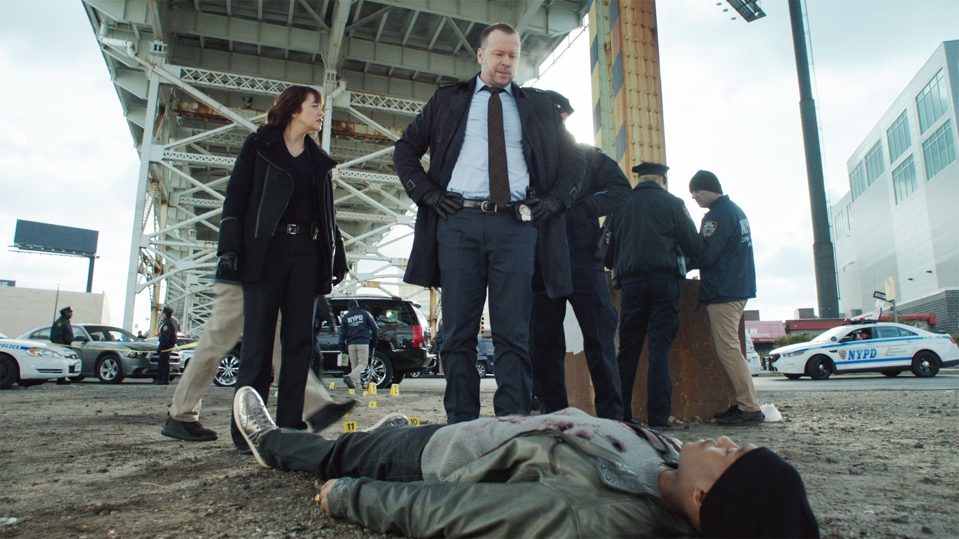 Blue Bloods Season 7 :Episode 14  In & Out