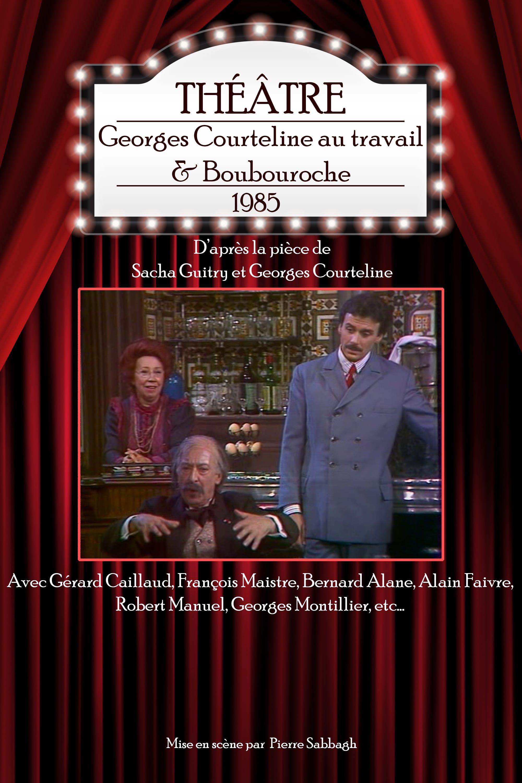 Ver Georges Courteline au travail & Boubouroche Online HD Español (1985)