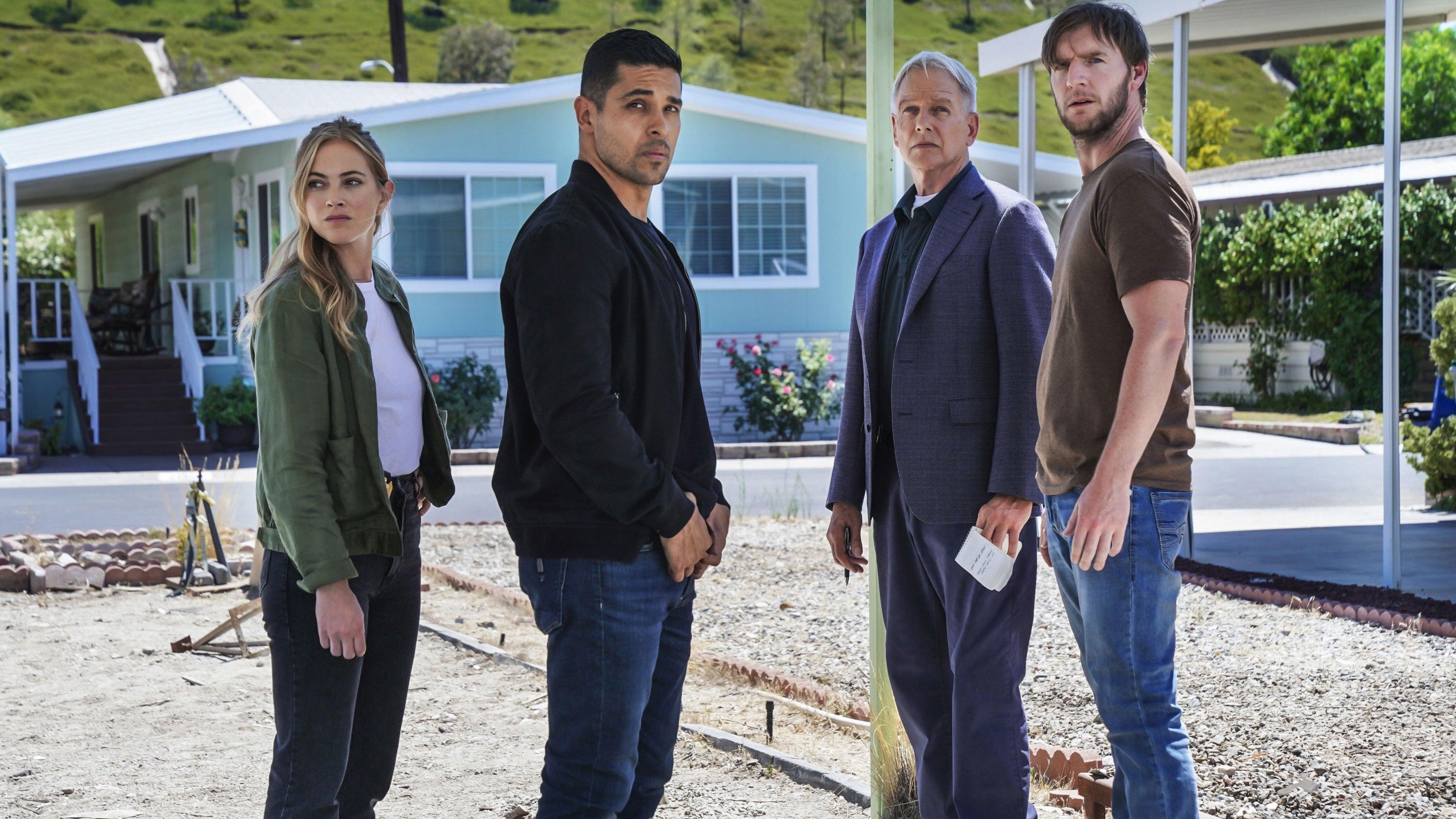 NCIS Season 17 :Episode 3  Going Mobile