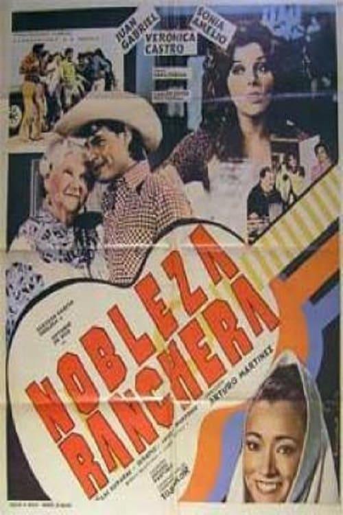 Ver Nobleza ranchera Online HD Español (1977)