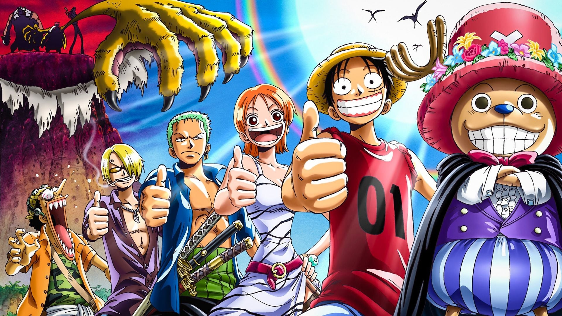 One Piece: Chopper's Kingdom on the Island of Strange Animals (2002)