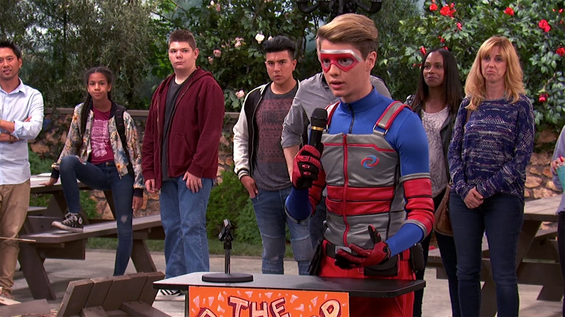 Henry Danger Season 4 :Episode 3  The Rock Box Dump