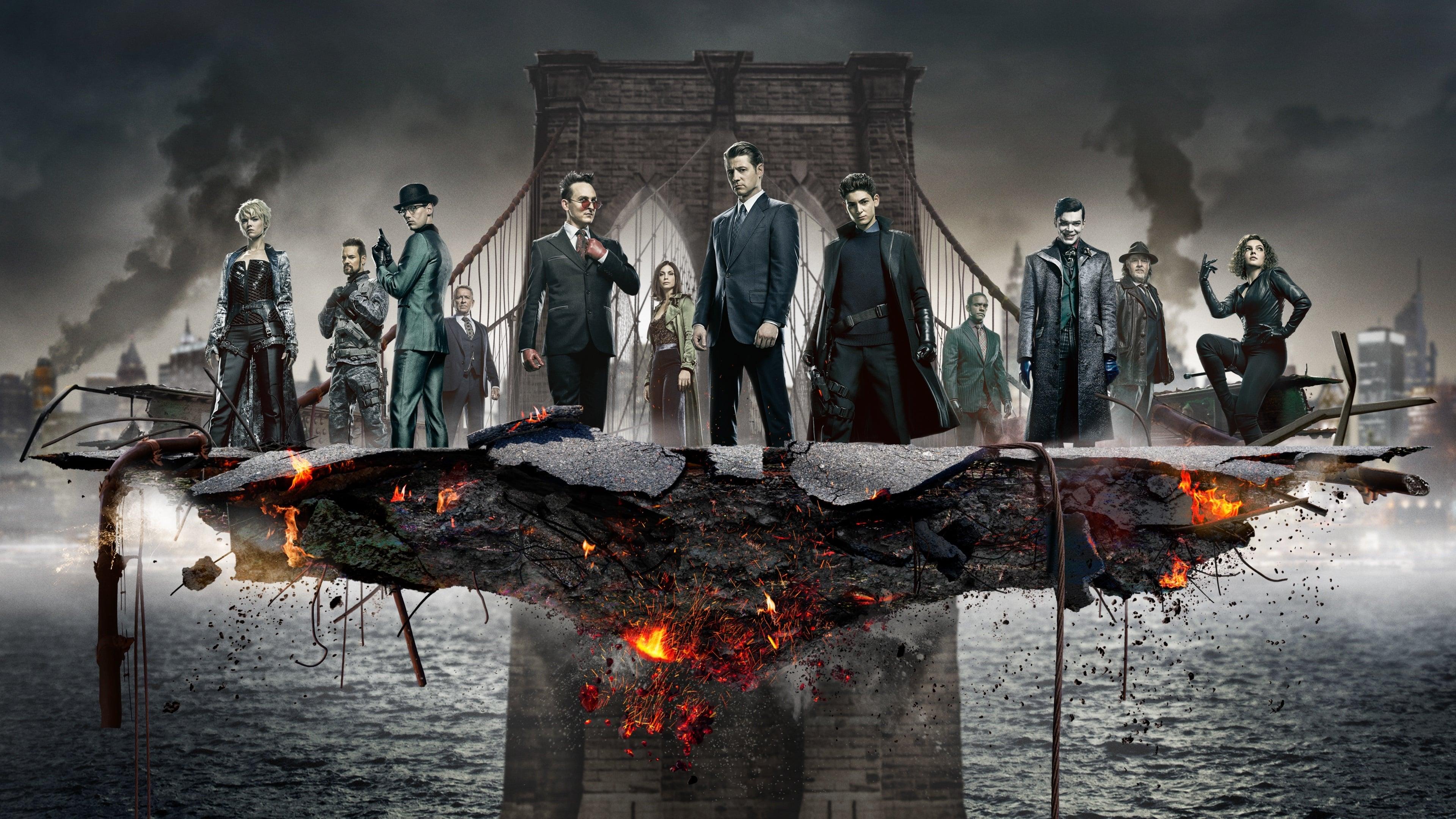 Gotham (2019) Season 5