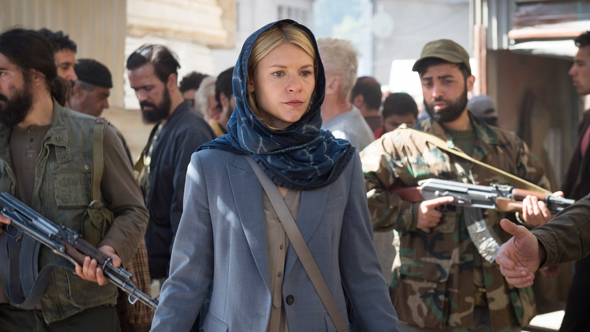 Homeland Season 5 :Episode 2  The Tradition of Hospitality