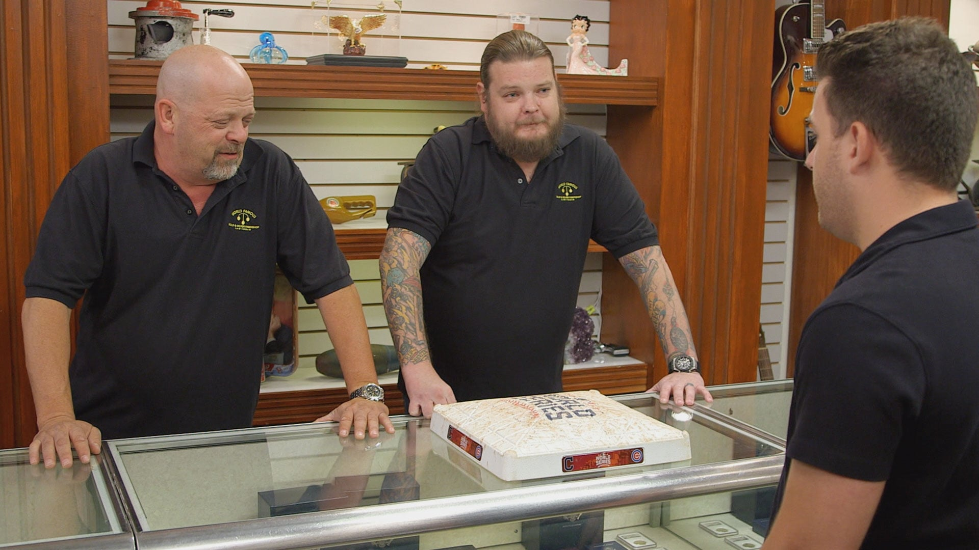 Pawn Stars Season 15 :Episode 24  Pawned and Confused