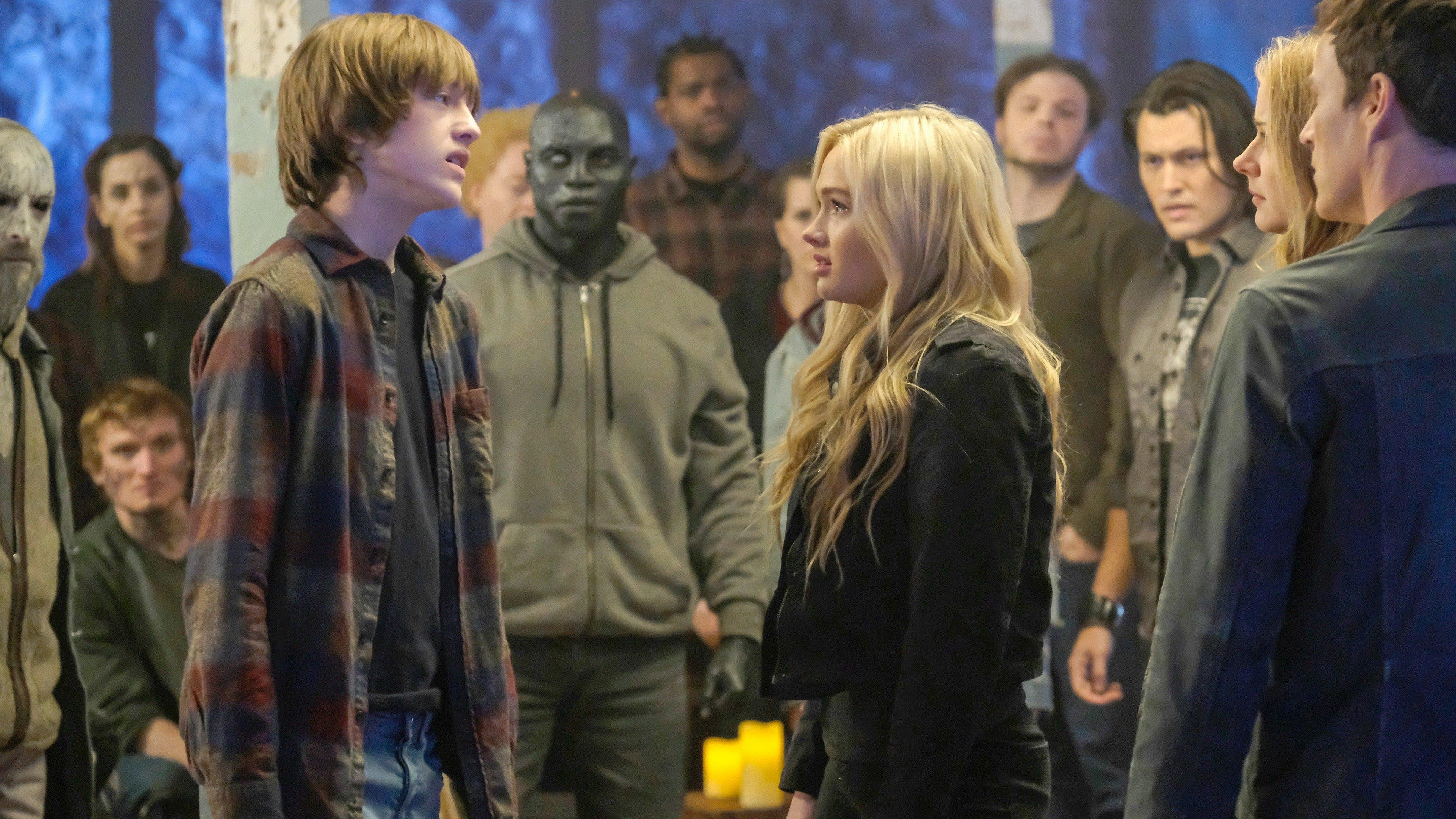 The Gifted Season 2 :Episode 13  teMpted