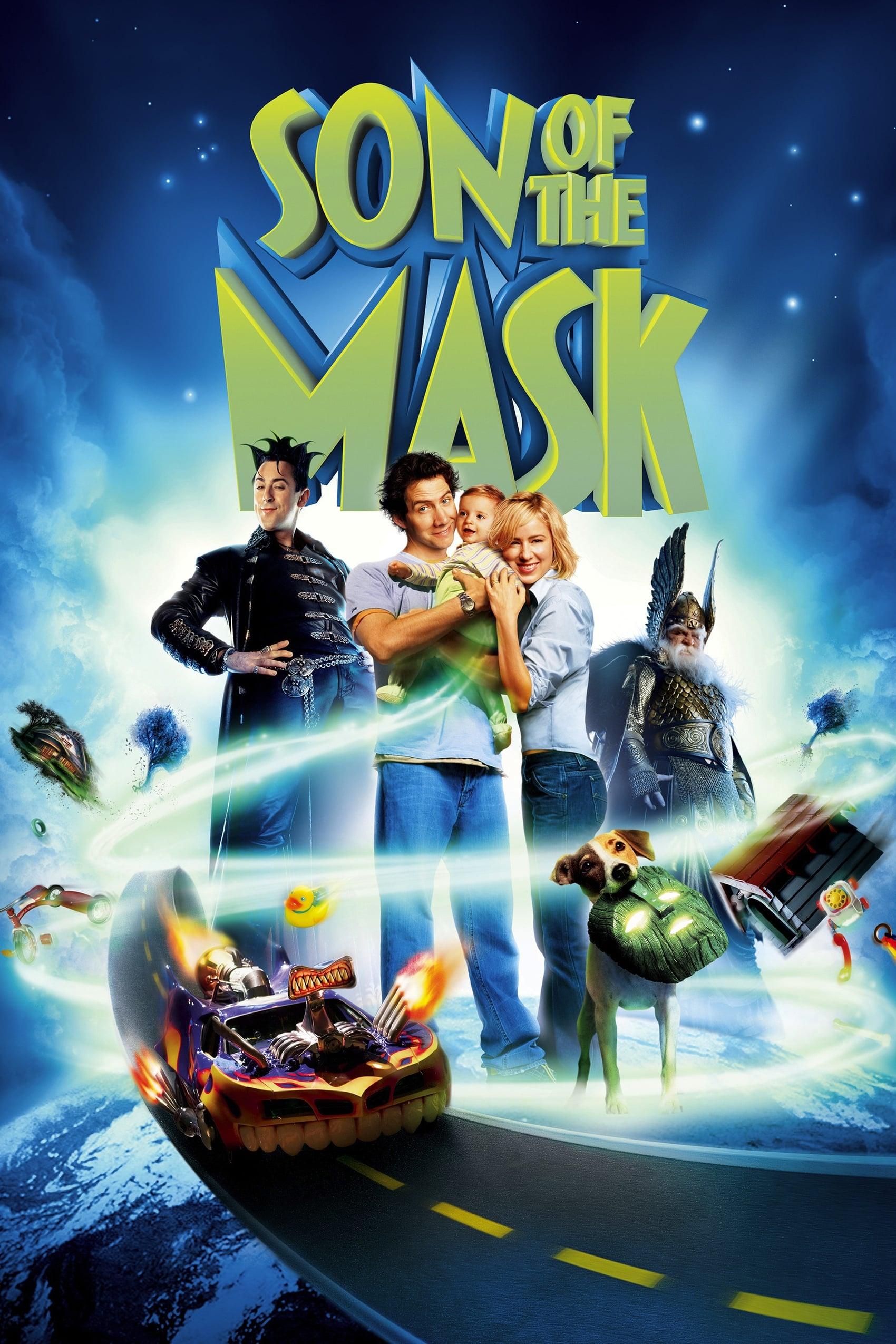 El hijo de la máscara (La máscara 2)