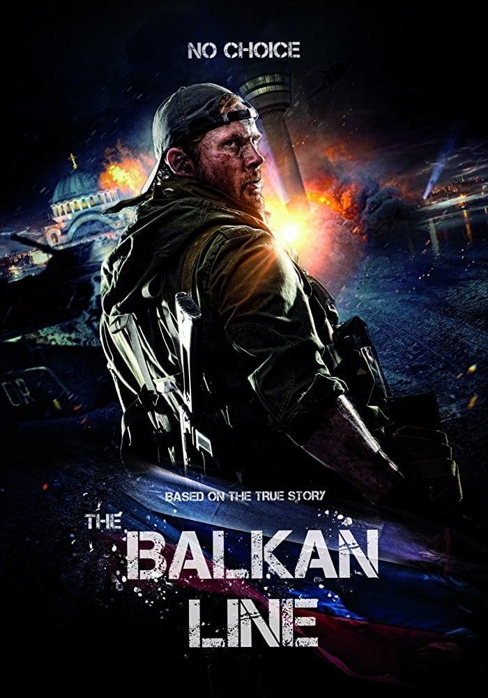 The Balkan Line poster, capa, cartaz