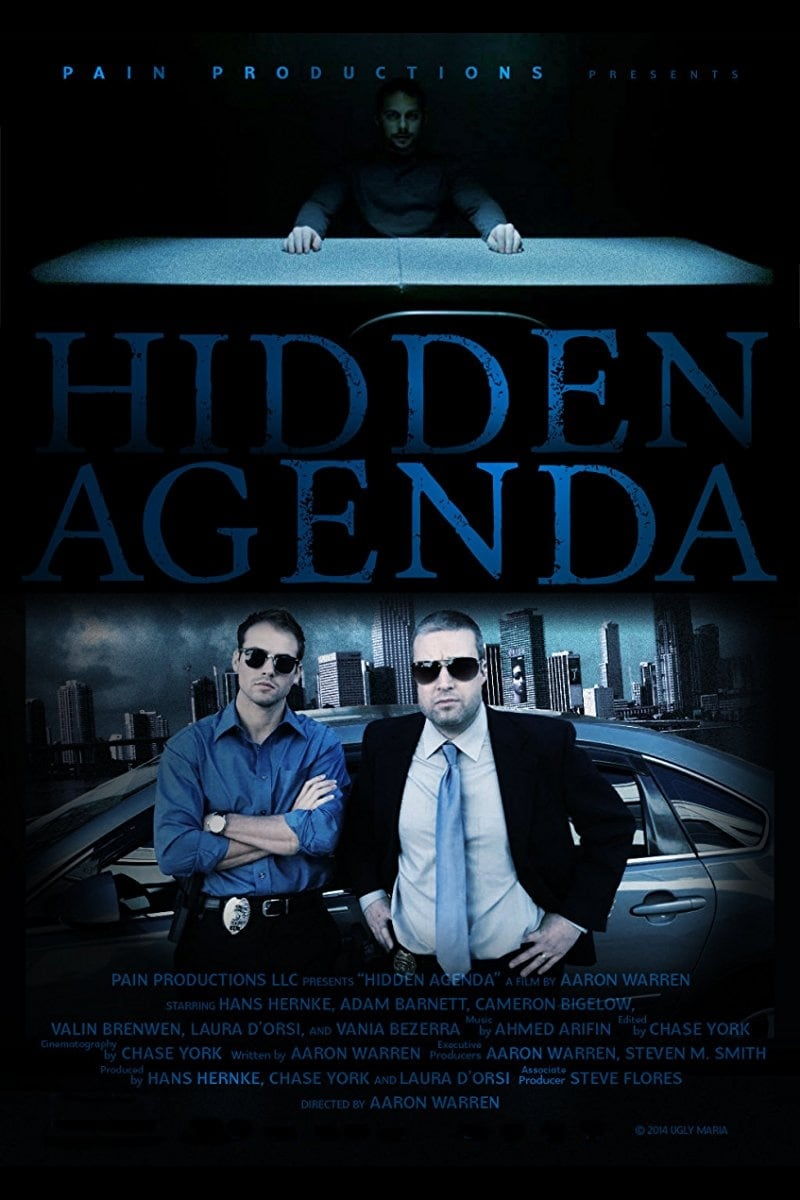 Hidden Agenda on FREECABLE TV