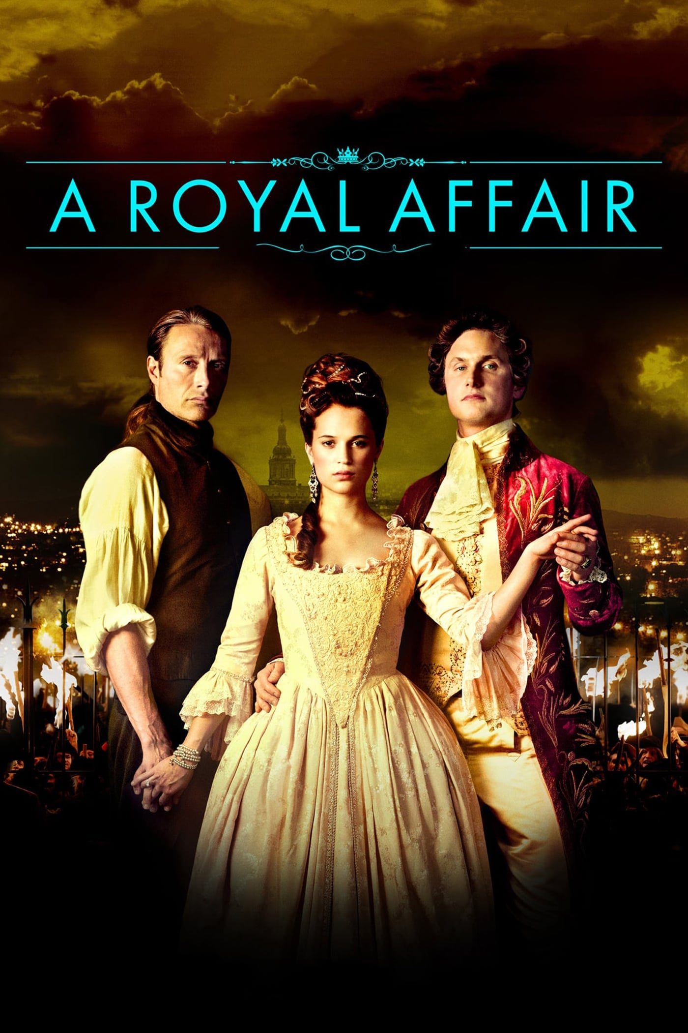 La reina infiel (A Royal Affair)