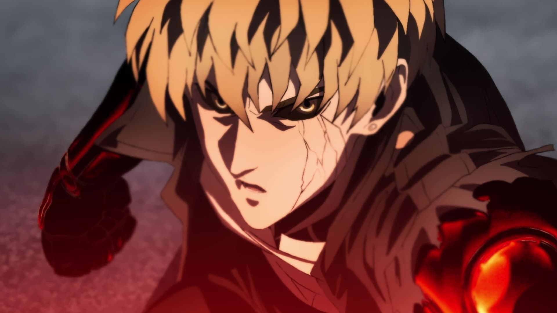 One-Punch Man Season 2 :Episode 1  Return of the Hero