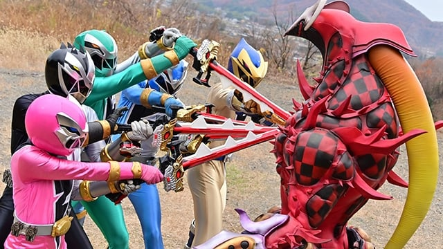 Super Sentai Season 43 :Episode 48  The Earth's Purpose