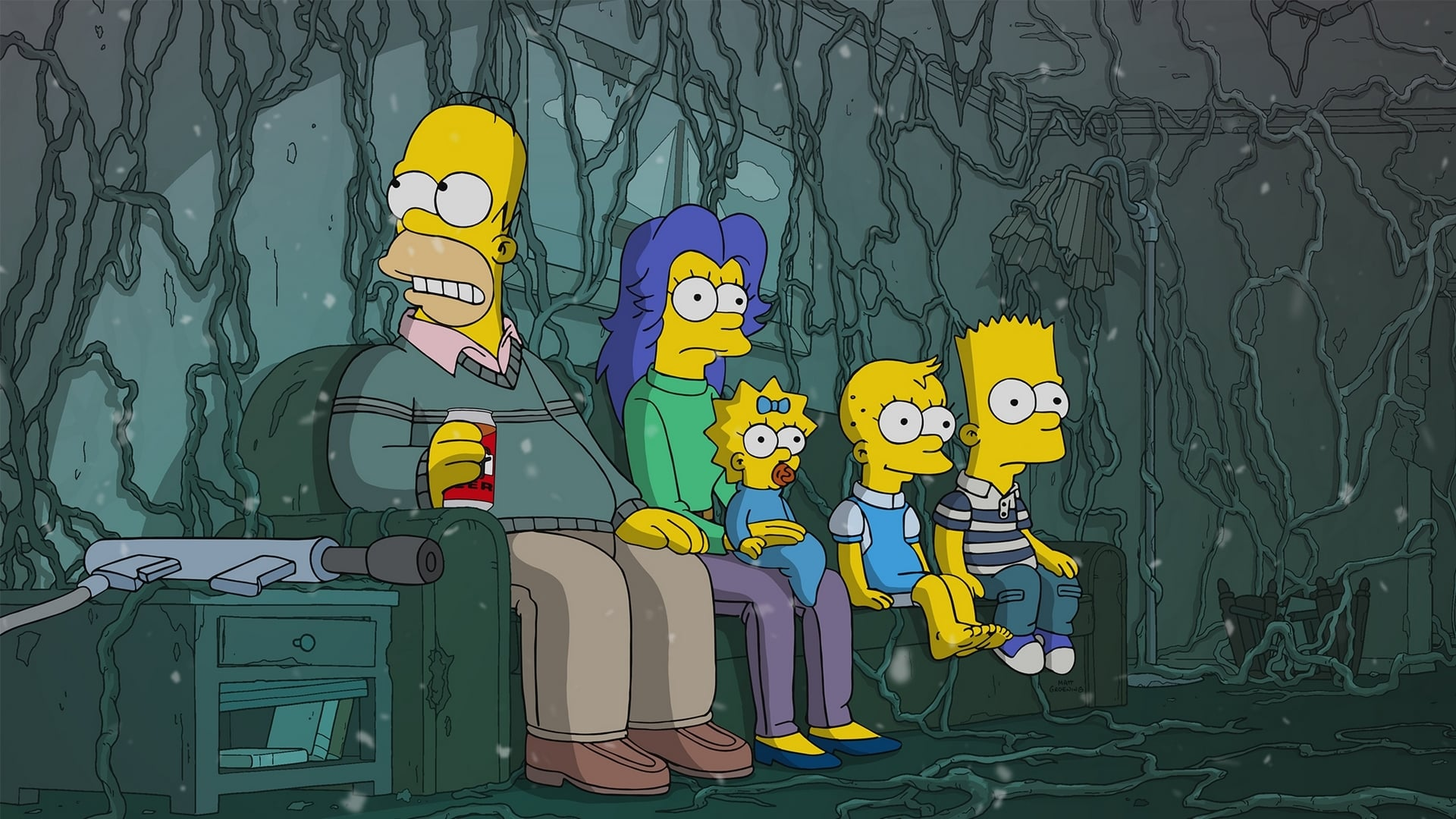 The Simpsons Season 31 :Episode 4  Treehouse of Horror XXX