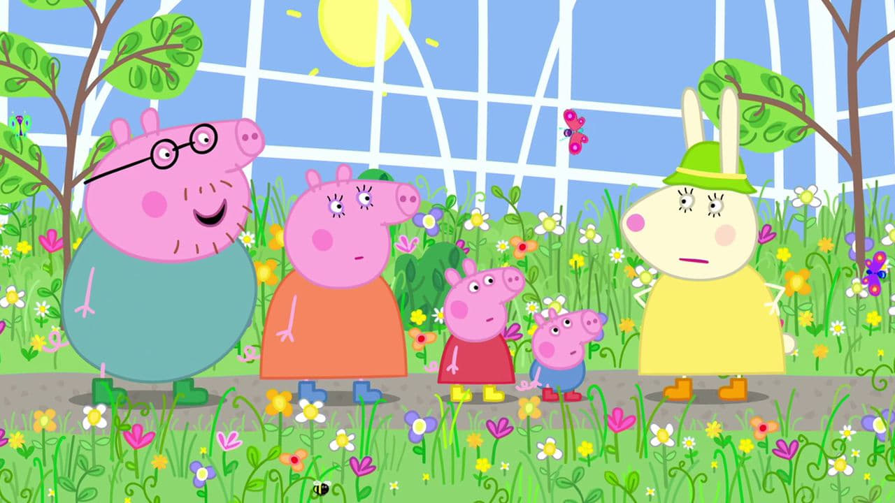 Peppa Pig Season 6 :Episode 30  The Botanical Gardens