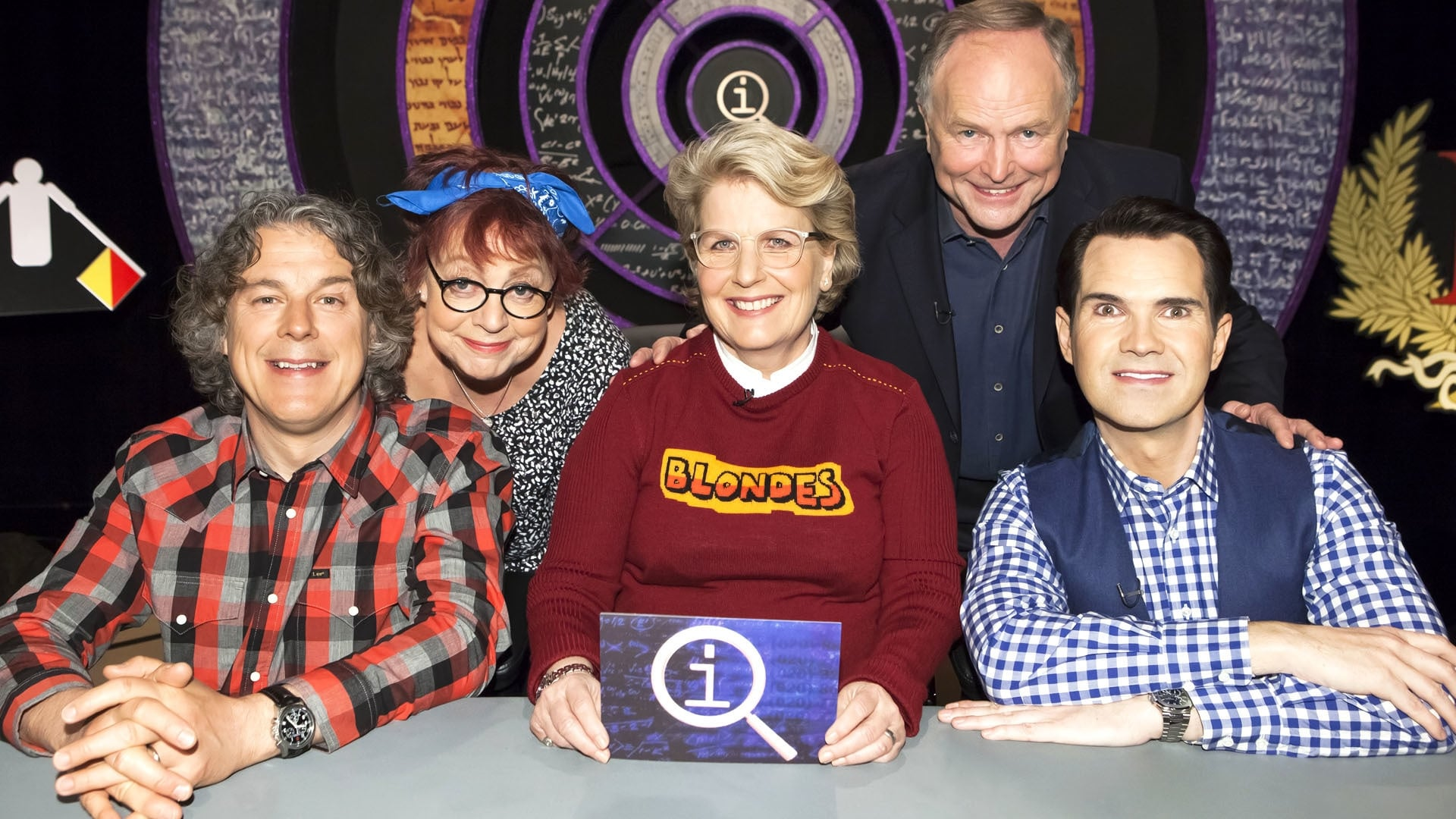 QI Season 14 :Episode 16  New