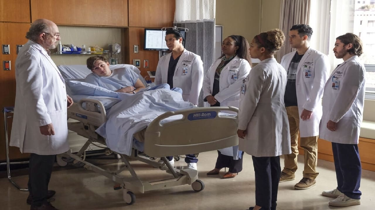The Good Doctor Season 4 :Episode 11  We're All Crazy Sometimes