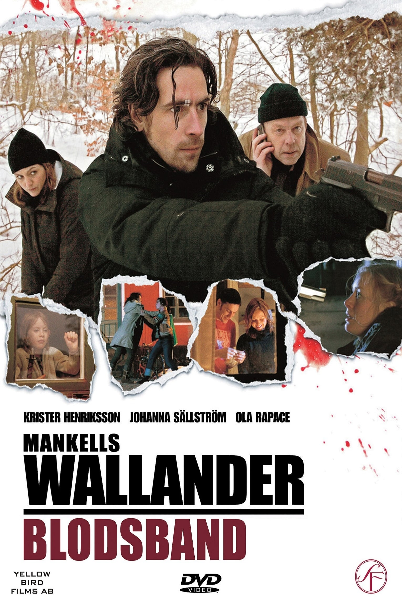 Wallander 11 - Blodsband (2006)