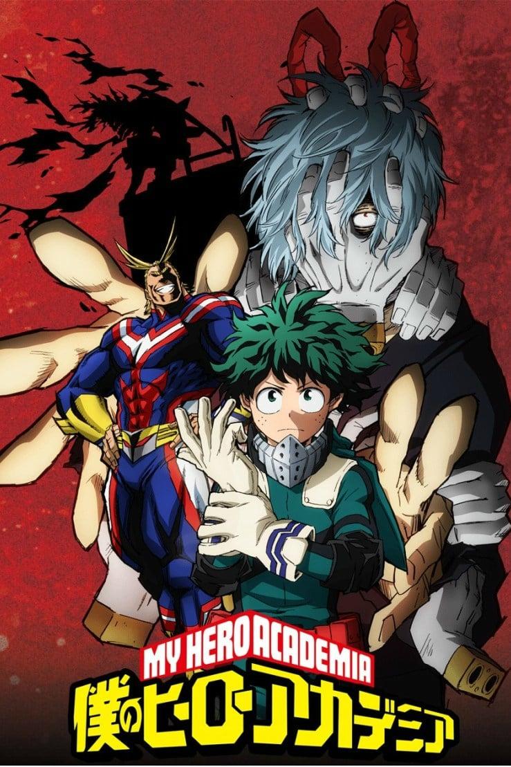 Boku no hero Academy 2nd Season