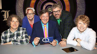 QI Season 12 :Episode 5  Lenses