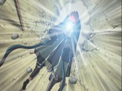 Naruto Shippūden Season 8 :Episode 161  Surname Is Sarutobi. Given Name, Konohamaru!