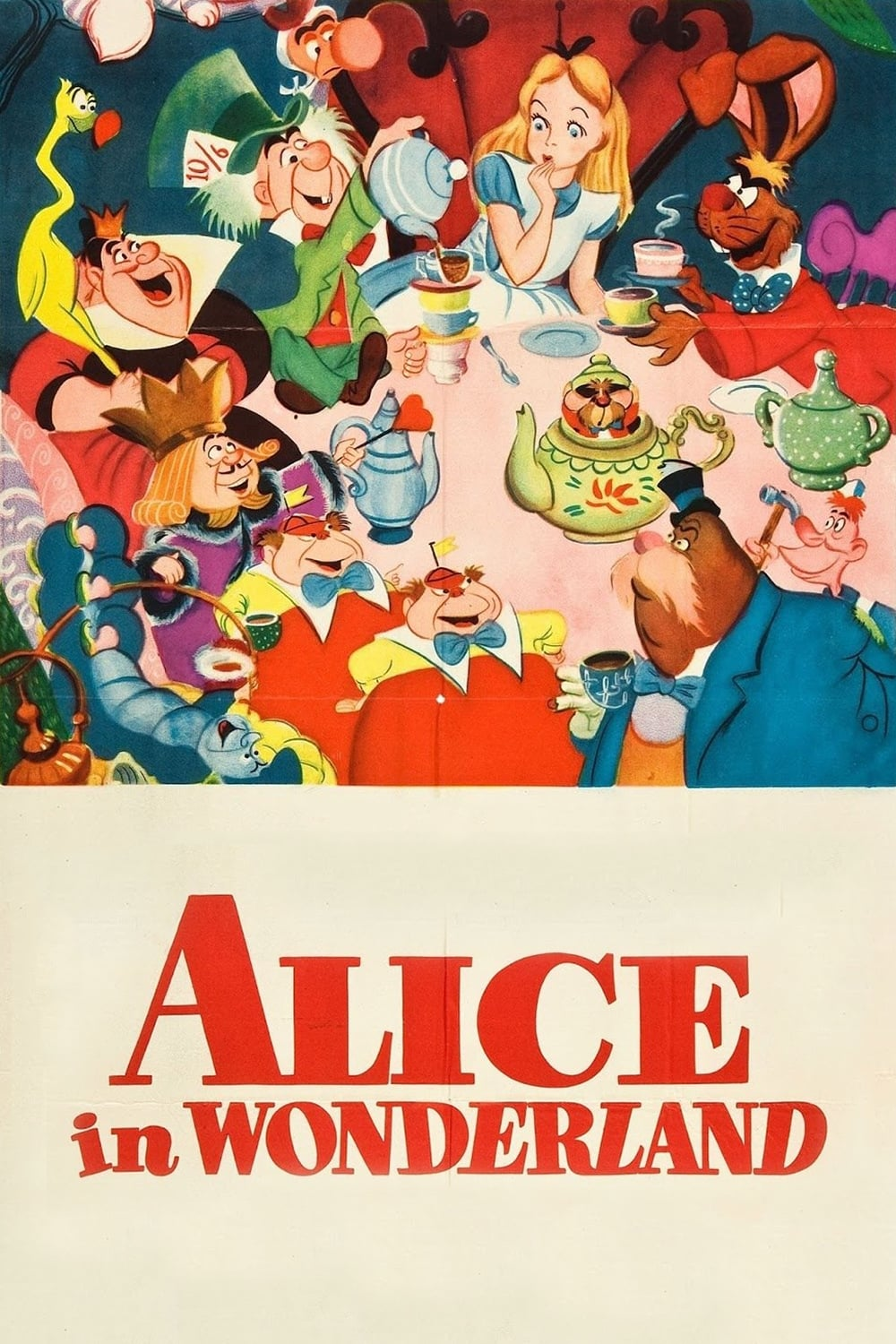 Very short summary of alice in wonderland-8951
