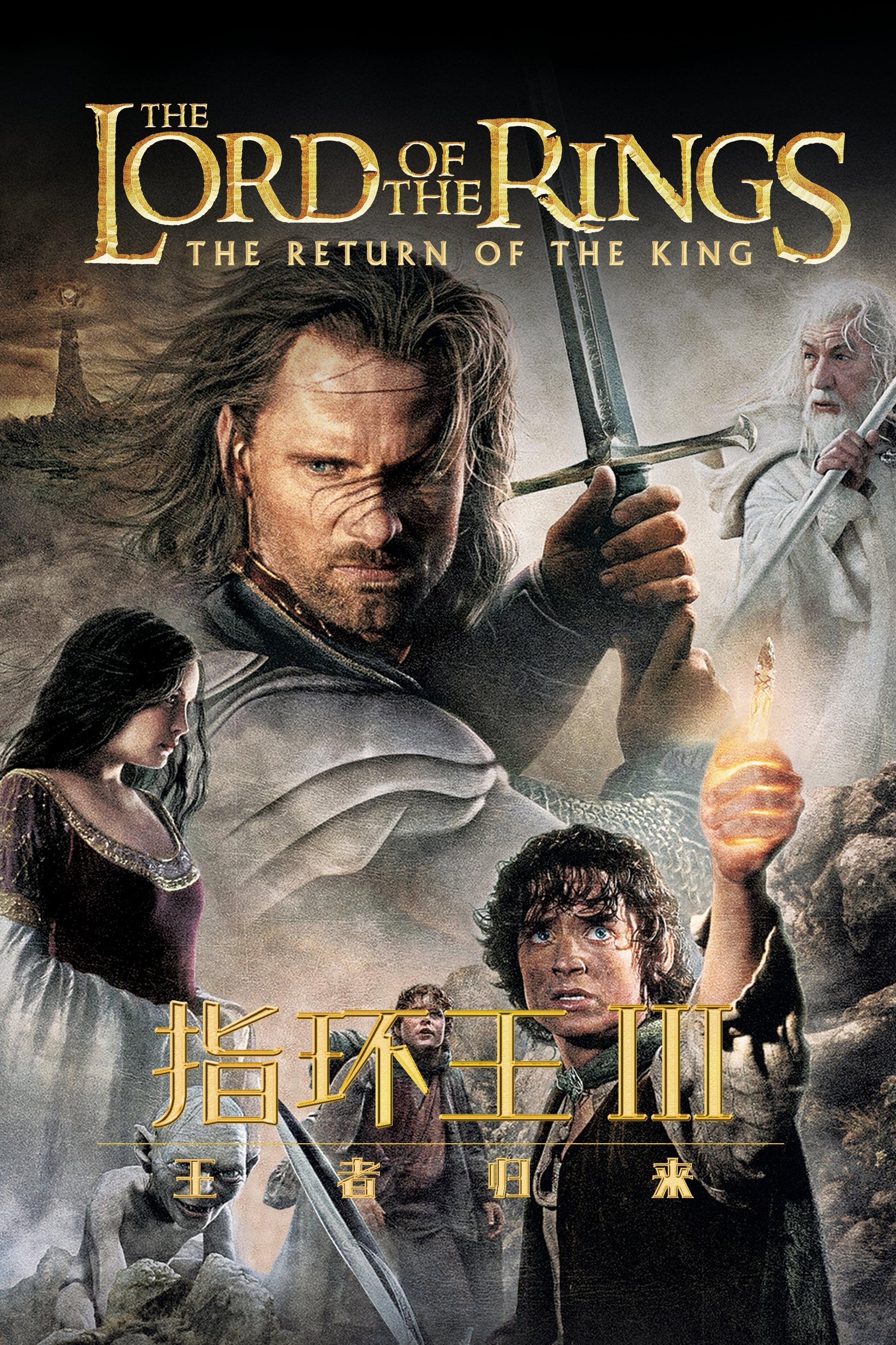 指环王3:王者归来
