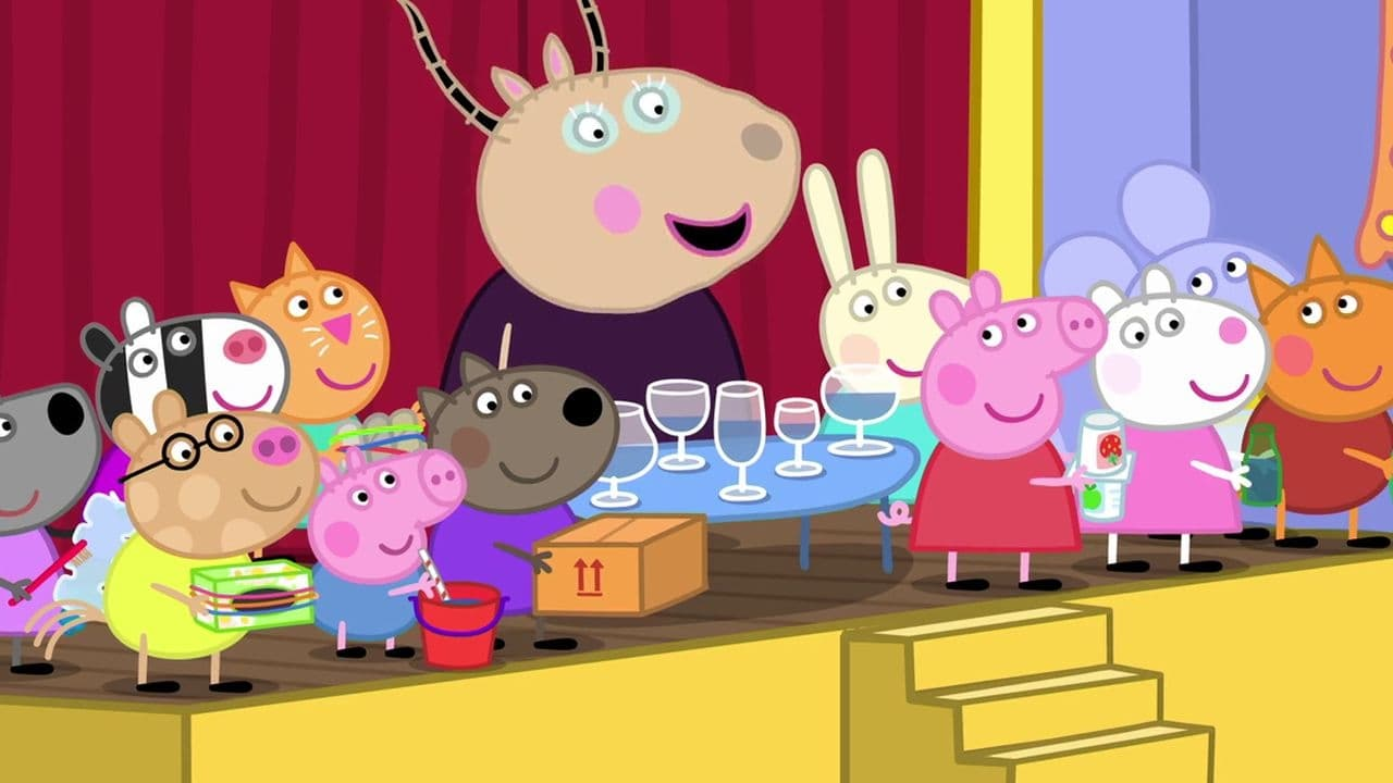 Peppa Pig Season 6 :Episode 33  Made Up Musical Instruments