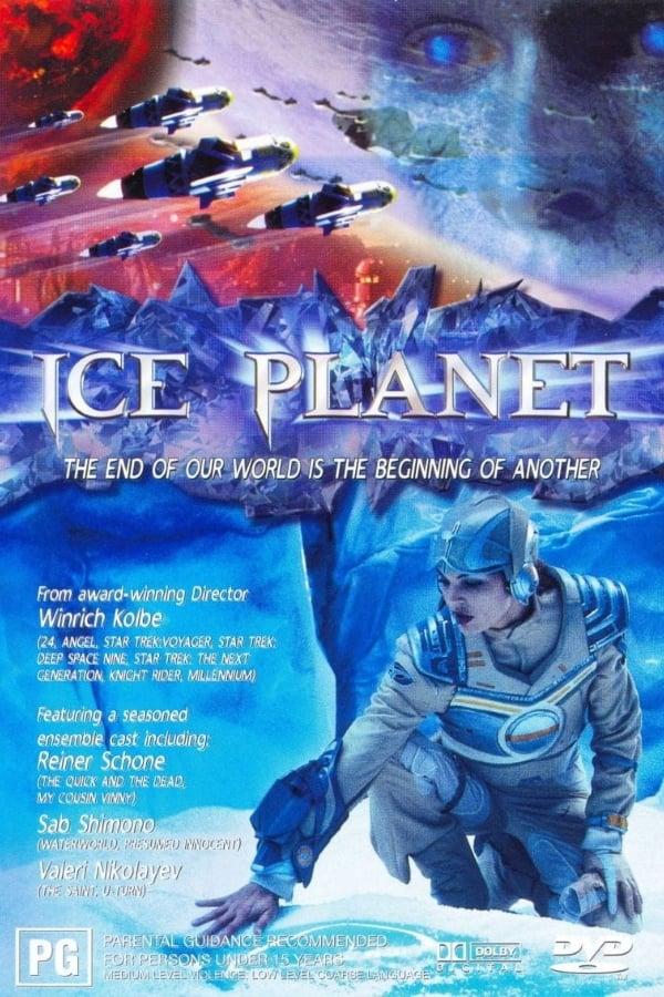 Planeta do Gelo Dublado