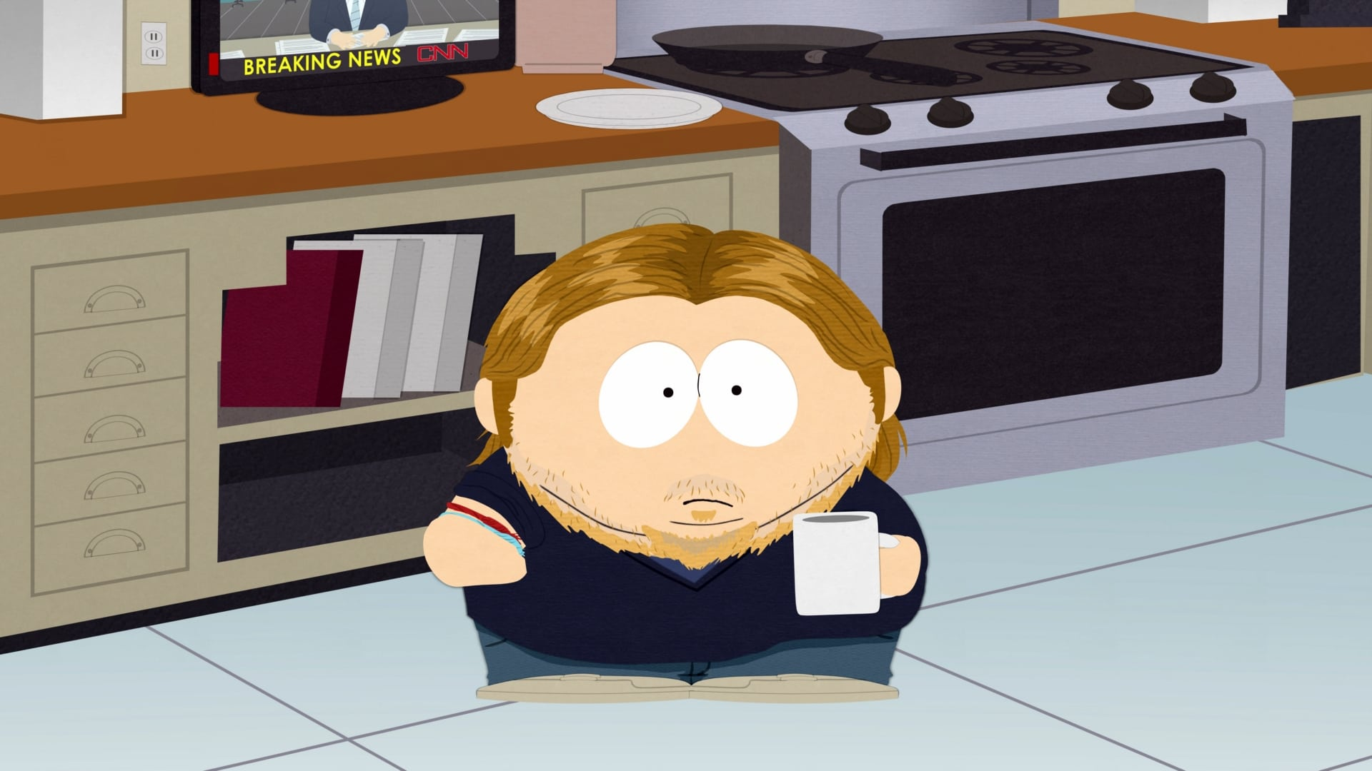 South Park Season 17 :Episode 3  World War Zimmerman
