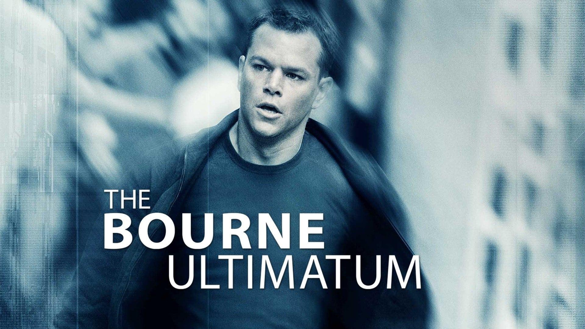 Bourne: Son Ültimatom (2007)