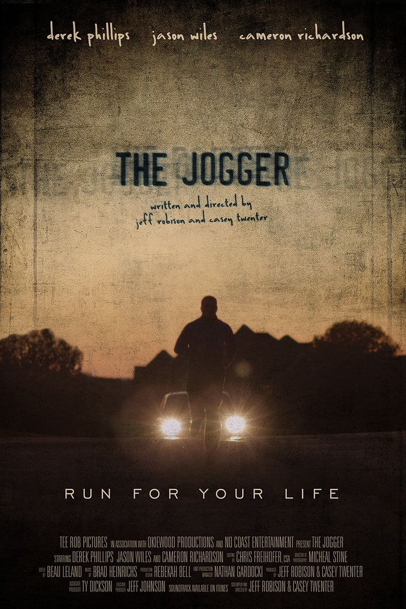 The Jogger on FREECABLE TV