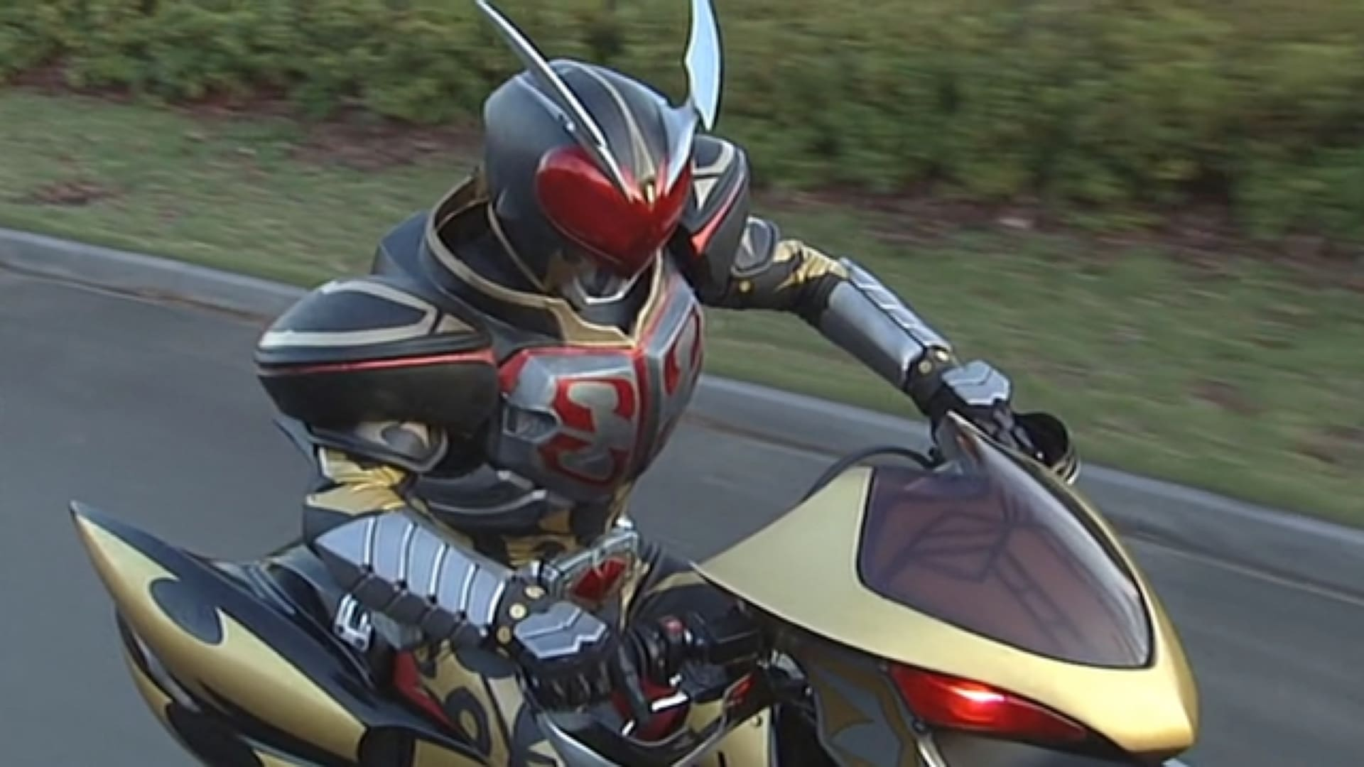 Kamen Rider Season 14 :Episode 2  The Mysterious Rider