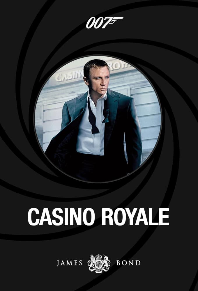 OO7 CASINO ROYALE FULL MOVIE